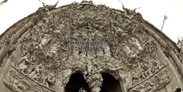 """2010-07-23_14-47-28 -Version2 """"""""Catedral Sagrada Familia Cathedral"""""""