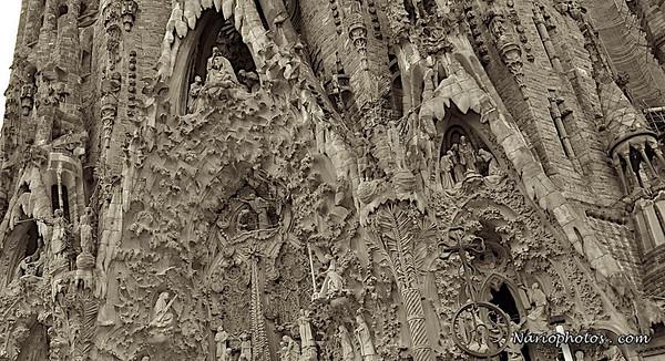 """2010-07-23_13-52-07 -Version3 """"""""Catedral Sagrada Familia Cathedral"""""""