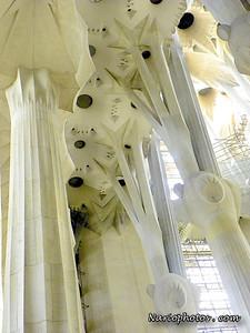 """-. 2010-07-23_08-52-26 -Version2 """"""""Catedral Sagrada Familia Cathedral"""""""