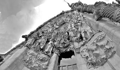 """2010-07-23_14-47-49 -Version3 """"""""Catedral Sagrada Familia Cathedral"""""""
