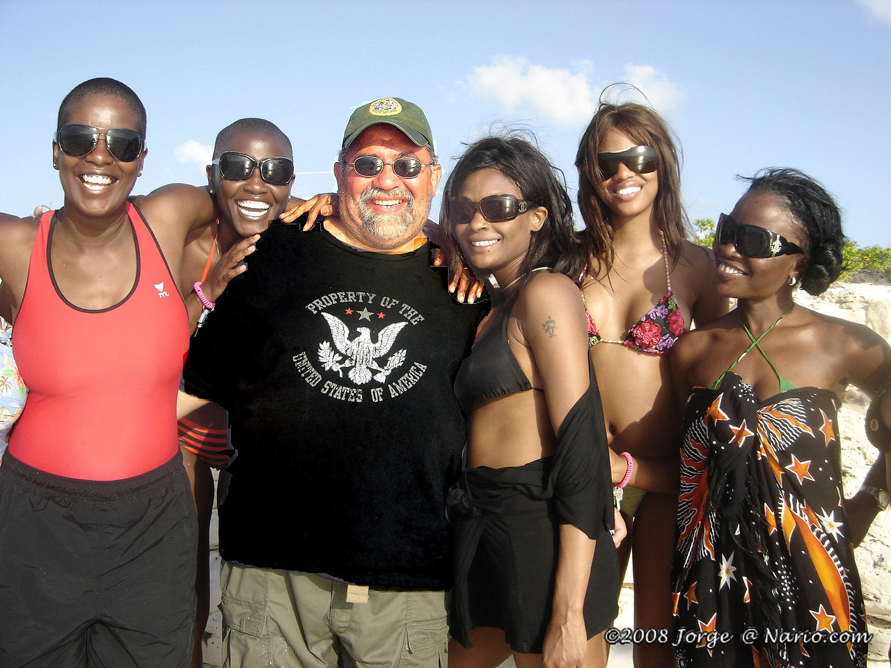 Did I mention I was attacked?... o yes I did already. [ Turks & Caicos ]