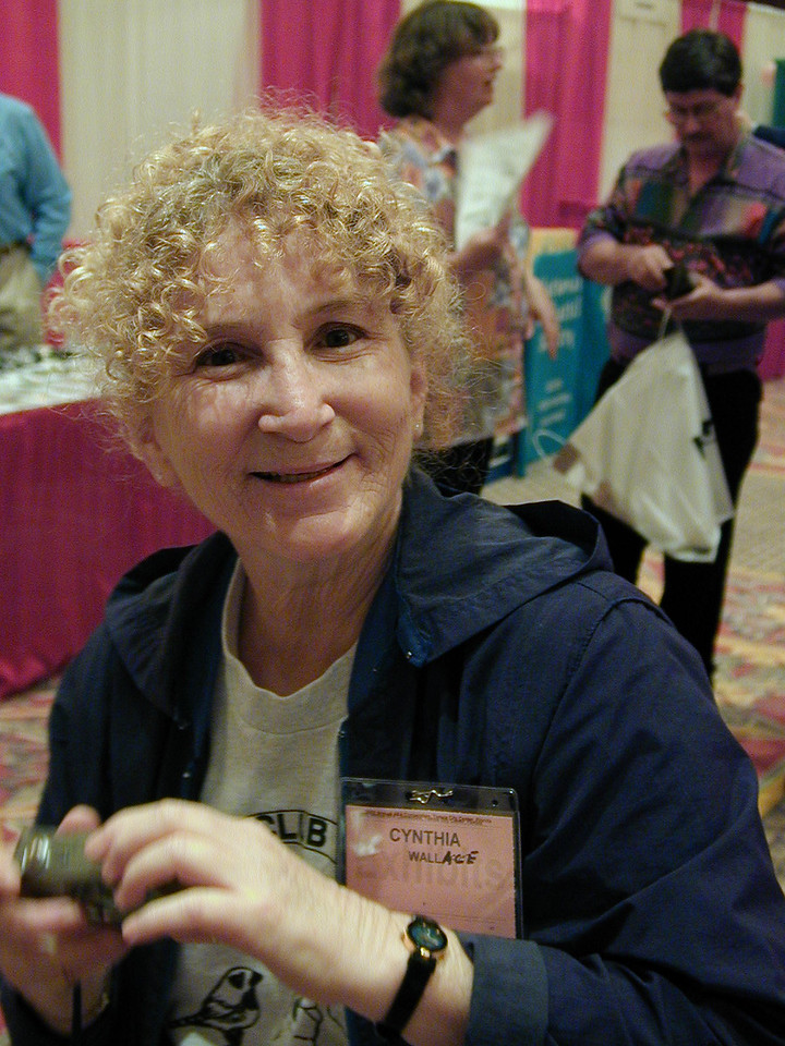 Cyndie Wallace