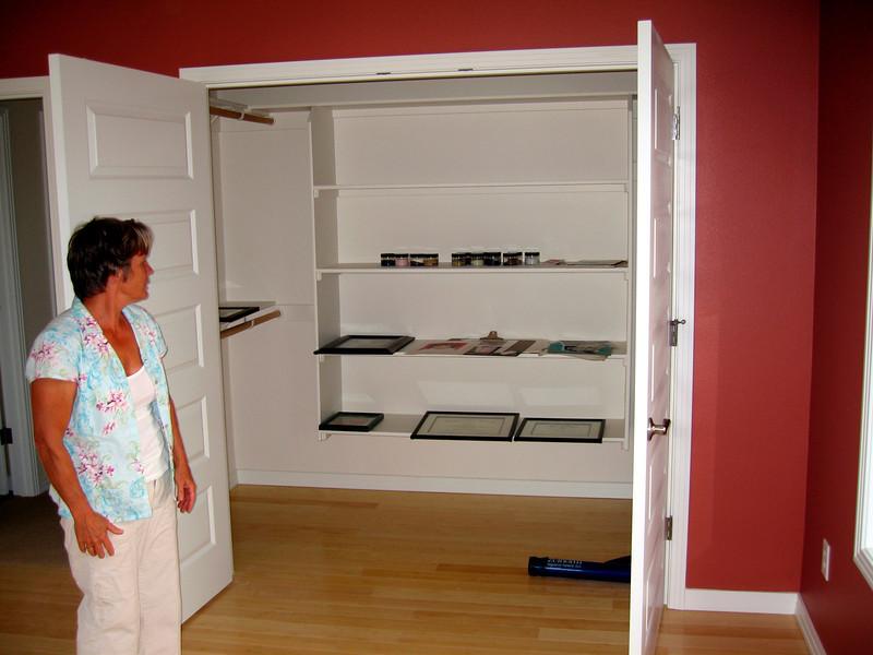 Pam's New Art Room