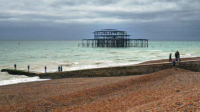 Brighton West Pier - East Sussex