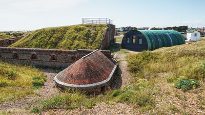 Shoreham Fort - Shoreham by Sea, West Sussex, England