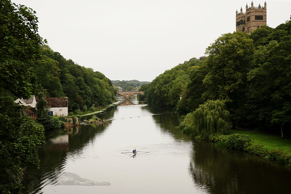 River Wear in Durham