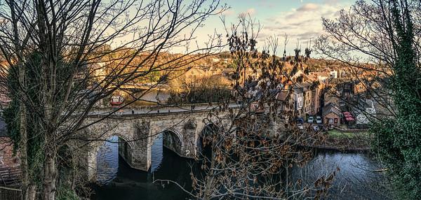 Bridge over River Wear - Durham