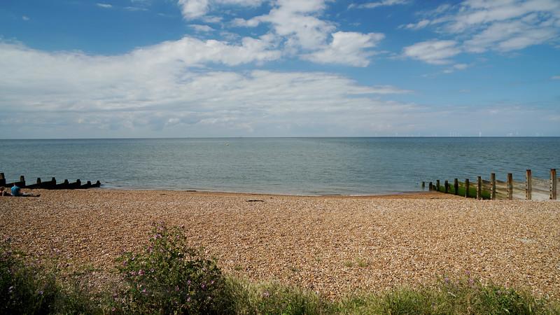 Between the Groynes - Whitstable Beach