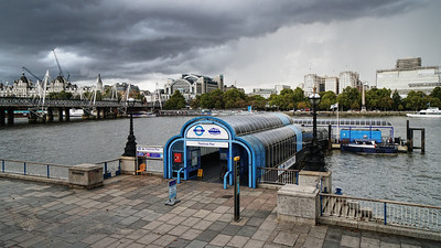 Festival Pier on The Southbank