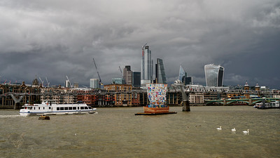 London Skyline from Bankside