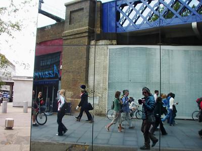 Sutton Walk - Ghosts in the Mirror