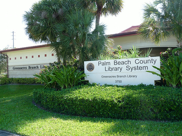 Palm Beach County-Greenacres Branch Library