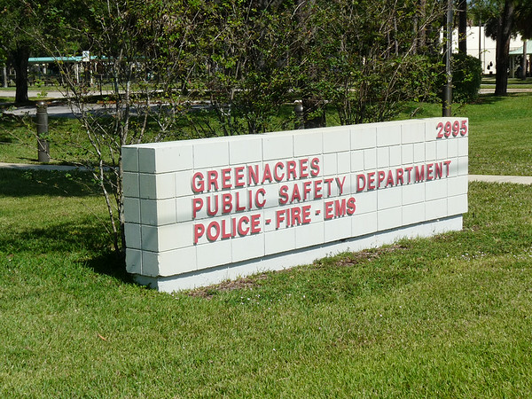 Greenacres Public Safety Department