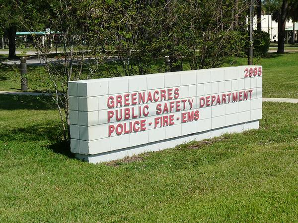 Greenacres Public Safety Department
