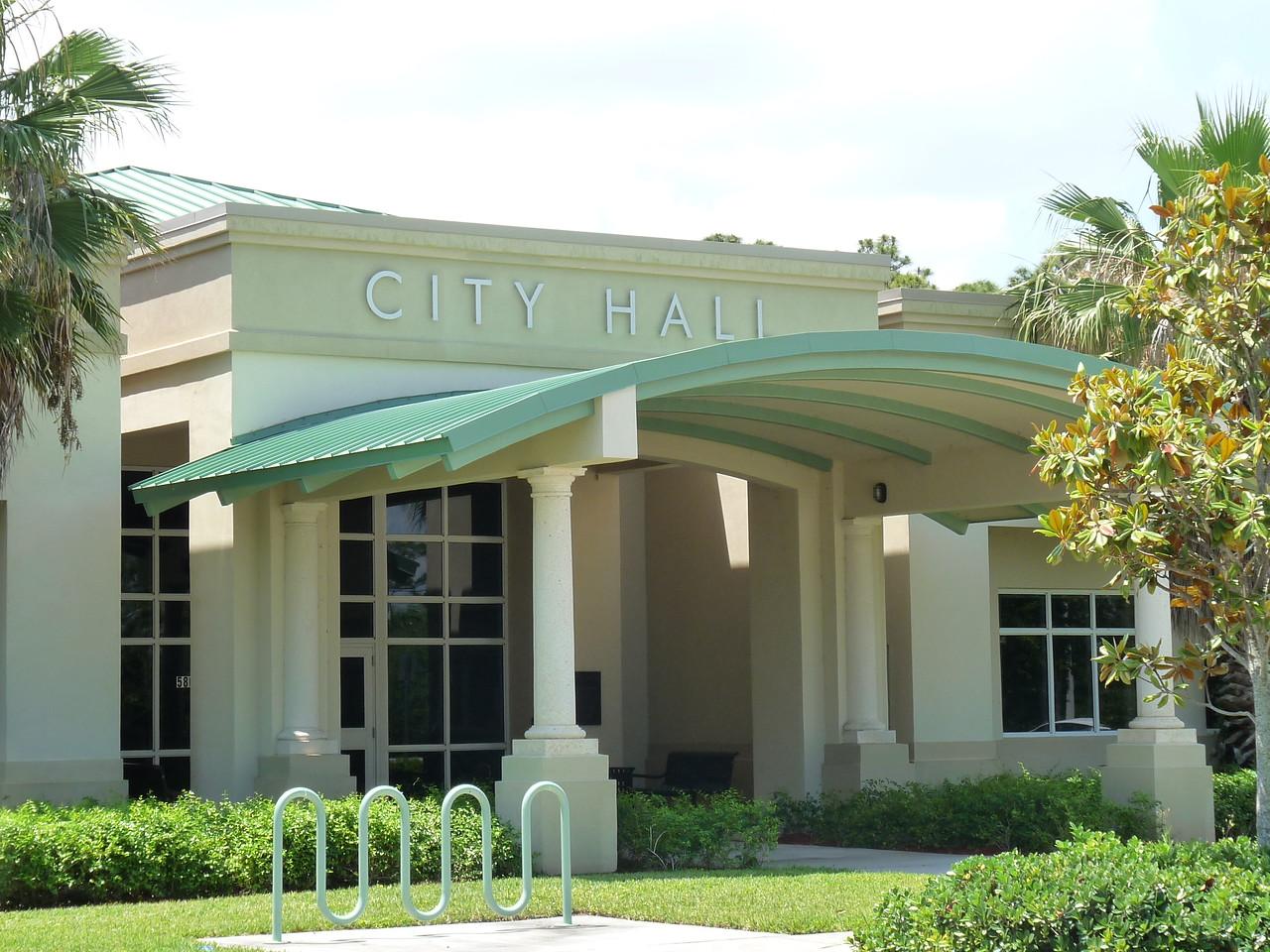 Greenacres City Hall
