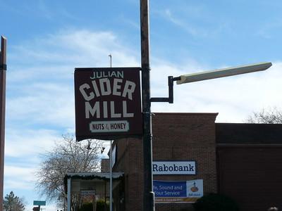 Julian Cider Mill