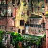 Heidleberg castle ruins