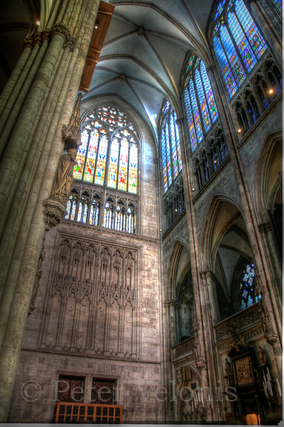 Interior Strasbourg Cathedral