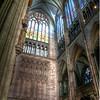 Interior Strasbourg Cathedral