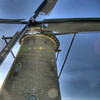 Windmill at Kinderkijk, Netherlands