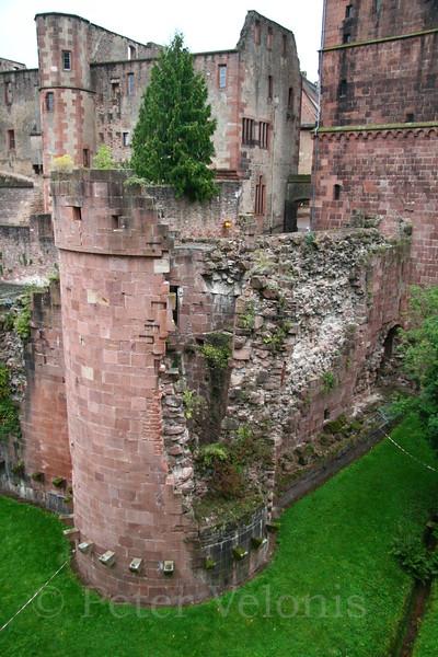 Heidleberg Castle