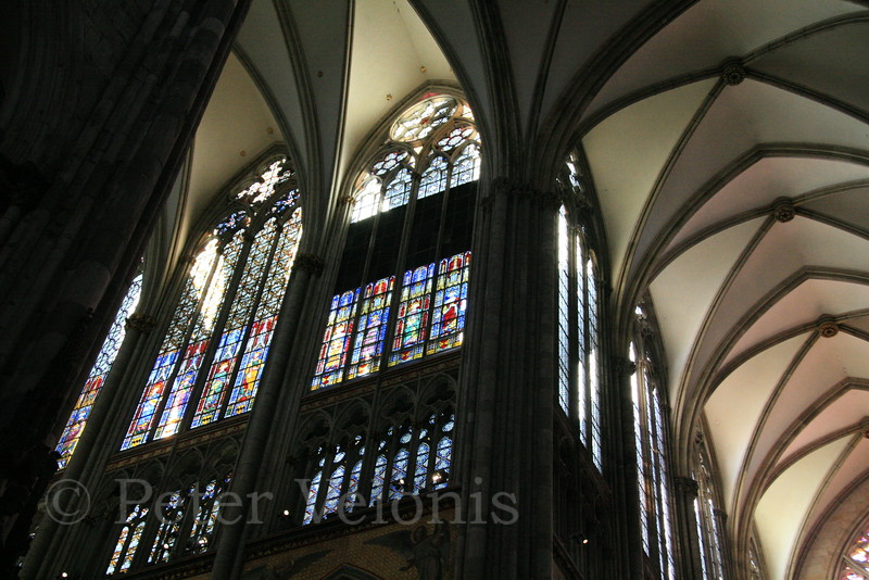 Cologne Cathedral - Interior