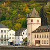 Along the Rhine river bank