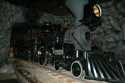 Sacramento - California State Railroad Museum