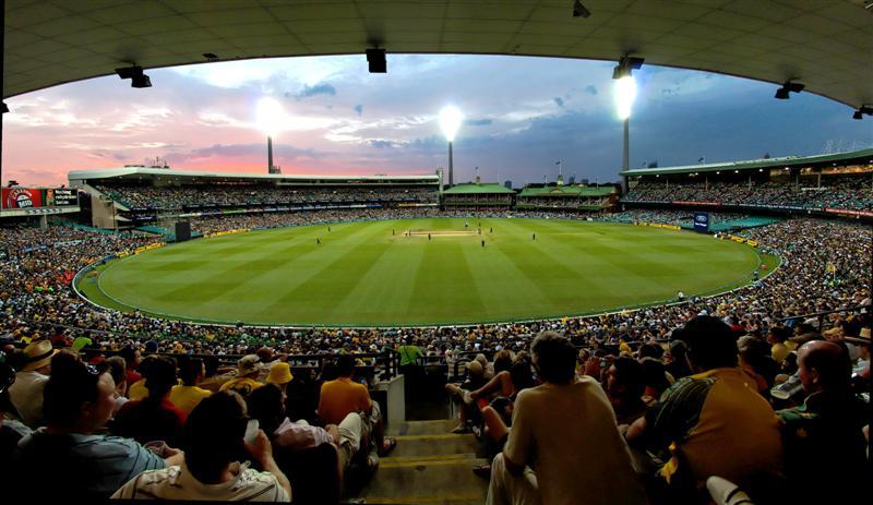 2007 NZ vs AUS Cricket One Dayer