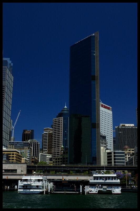 Circular Quay / The Rocks / Sydney Harbour