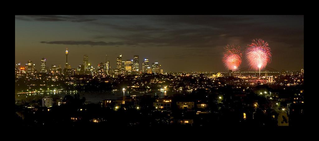 Sydney - NYE 2005