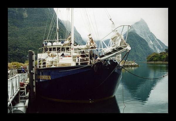 2001 - South Island (NZ)