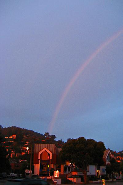 Sausalito Rainbow