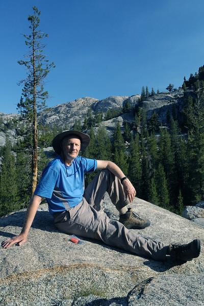 Yosemite High Sierra Backpackig Trip 2008