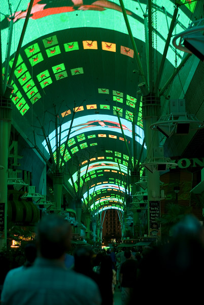 The Fremont Street Experience
