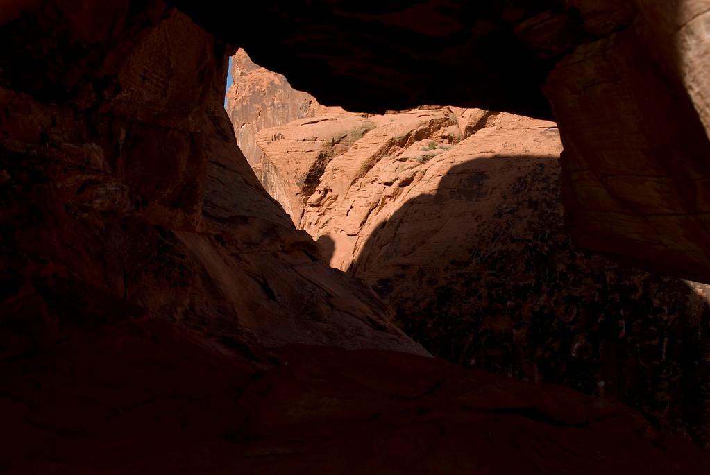 Valley of Fire  - Atlatl Rock