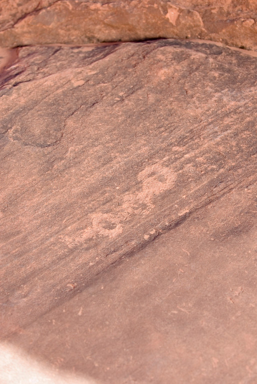 Valley of Fire  Petroglyphs