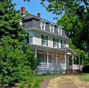 William Meveral Loker's Home, Leonardtown Maryland