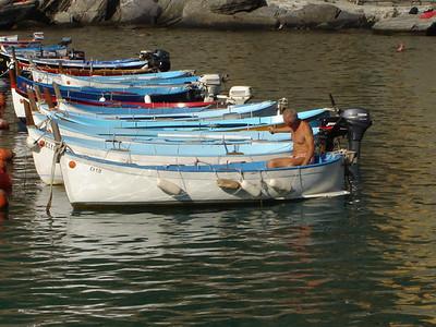 Vernazza Fleet