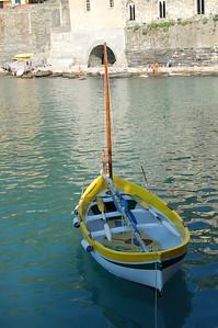 Vernazza Sailboat 3