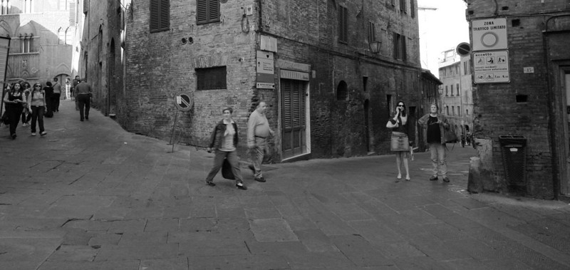Intersection, Siena
