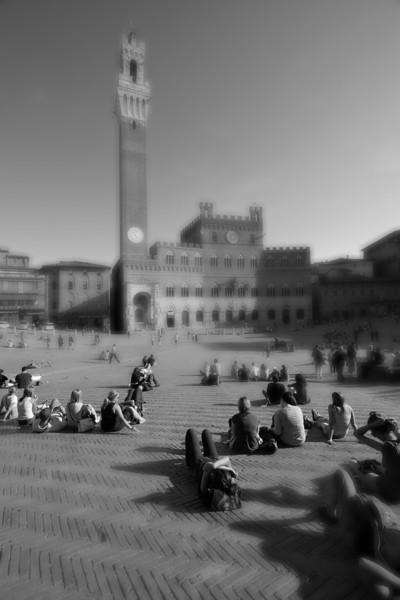 Il Campo nap, Siena