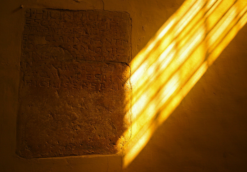 Church light, Montalcino