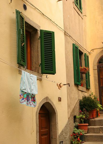 Number 11, Castel di Piano