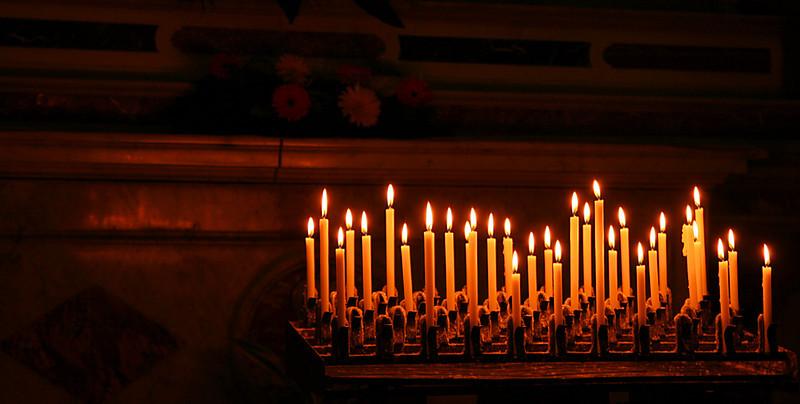Candles, Volterra