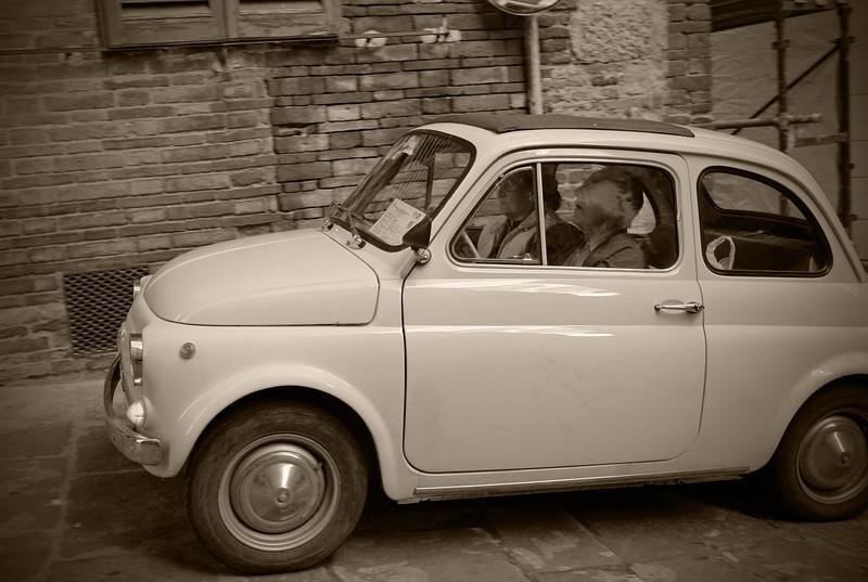 Sunday drive, Montepulciano