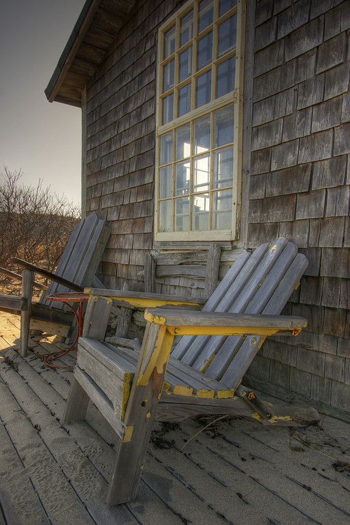 Table and chairs, Cape Cod