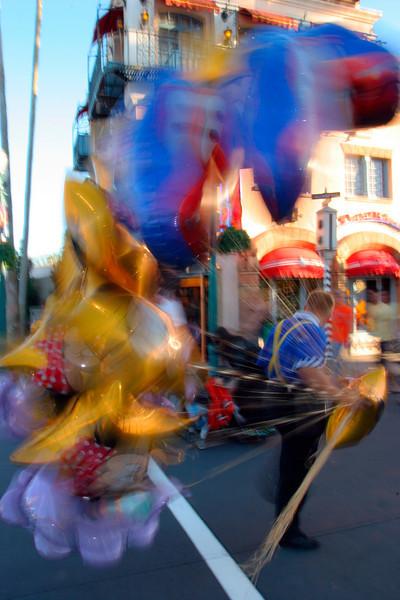 Balloons gone wild