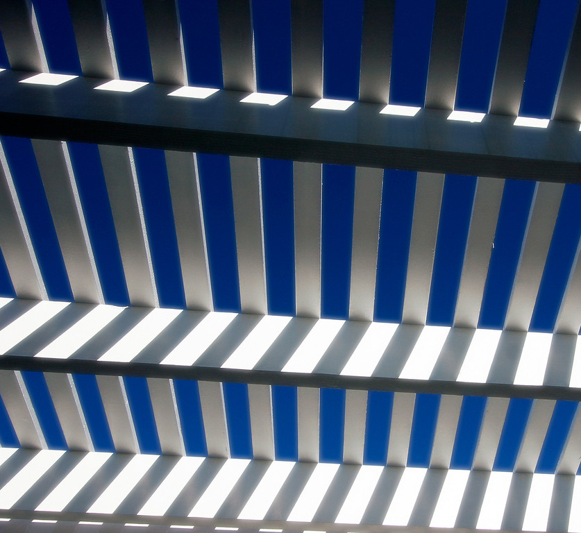 Gazebo stripes, Portsmouth, NH