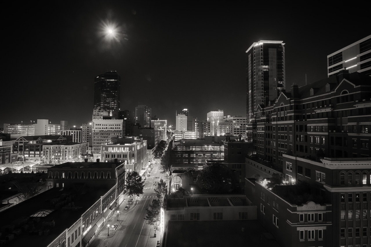 Downtown FT Worth